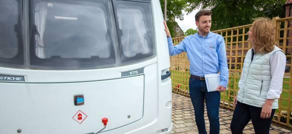 Coronavirus - We Will Deliver Your Caravan to You