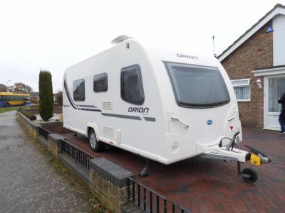 Bailey Orion 460/5