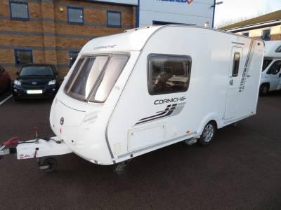 Swift Corniche 15/2 2011 2 Berth Caravan For Sale