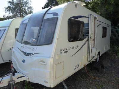 Bailey Pegasus GT65 Rimini 2014