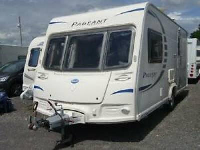 Bailey Pageant Series 7 Monarch 2 Berth Caravan For Sale