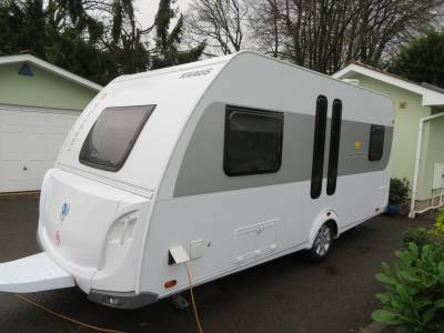 Knaus Lifestyle 490L, 2017, 2 Berth