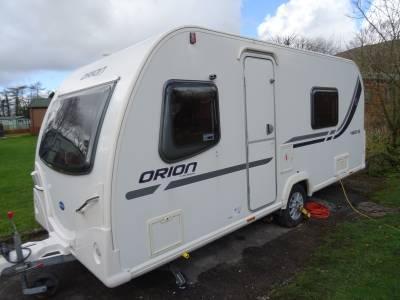 Bailey Orion 460-5 5-berth caravan for sale
