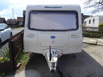 Bailey Ranger 550/6 - 2006 6 Berth Bunk Beds Caravan For Sale