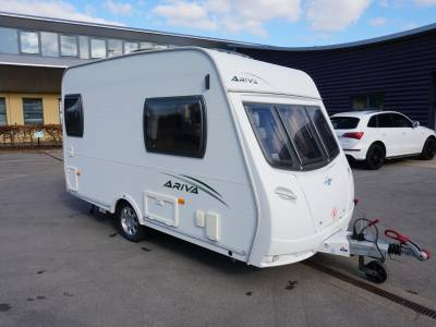 Lunar Ariver N06, Rear lounge, End Kitchen Caravan For Sale