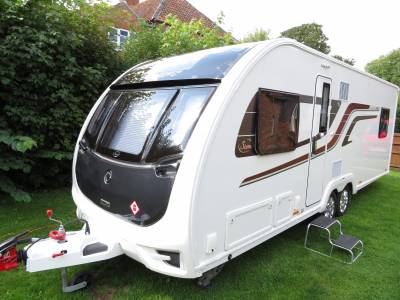 Swift Siena Accent 635 2017 4 Berth Caravan For Sale