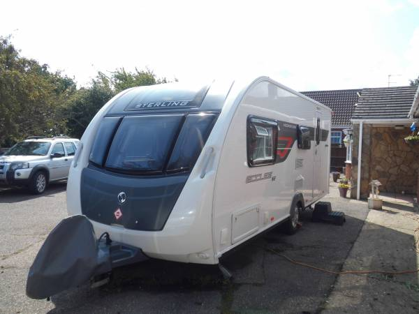 Swift Eccles Moonstone ES
