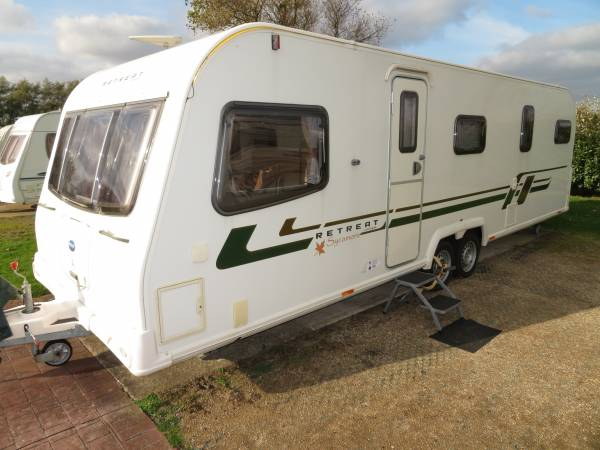 Bailey Retreat Sycamore 2013 6 Berth Caravan For Sale