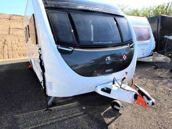 Swift Challenger Hi Style X850 4 Berth Caravan