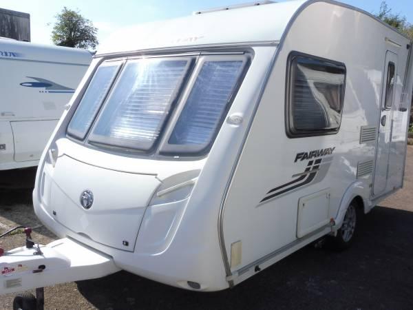 Swift Fairway 390 2 berth caravan for sale